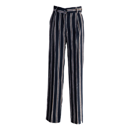 Pantalon rayas frontal